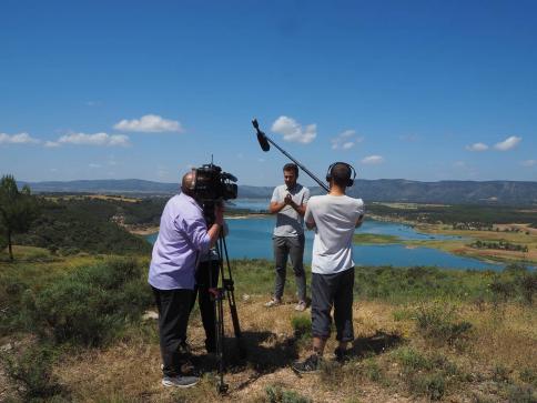 Esta noche, el agua del Tajo puede 'atragantar' al trasvase en un reportaje de Informe Semanal