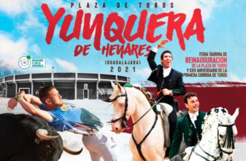 Ya a la venta los abonos para la vuelta de los toros a Yunquera de Henares