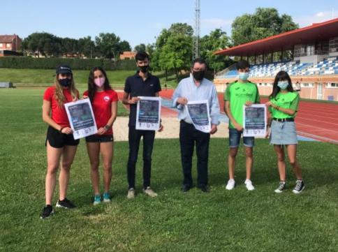 Presentado el XX meeting de atletismo `Ciudad de Guadalajara´