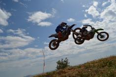 Yunquera vivió una fiesta del motocross durante su prueba del Campeonato Regional