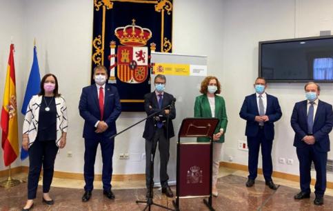 El Gobierno de Castilla-La Mancha traslada al Gobierno de España la necesidad de dotar de cobertura 5G a todo el medio rural