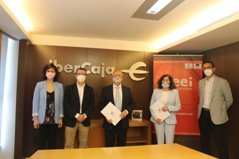 Fundación CEEI e Ibercaja se unen para apoyar a los emprendedores y a las empresas del futuro