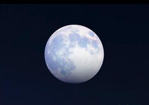 Esta noche se podrá observar la última superluna del año