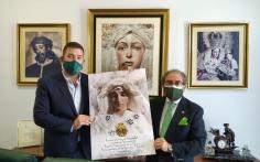 La Hermandad de la Macarena de Guadalajara estrecha lazos con Sevilla