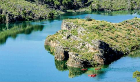 """Almonacid, tras las huellas de Cela, invita a los turistas: """"Lo más natural es venir"""""""