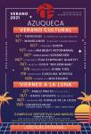 Este fin de semana comienza 'Azuqueca Verano Cultural' y 'Viernes a la luna' en Azuqueca