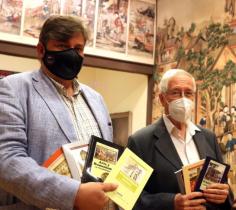 Vecinos y visitantes de Guadalajara podrán comprar títulos de editorial AACHE en la oficina de Turismo y los monumentos