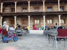 'Cuentos de Verano' y 'Pinturilla y la Pandilla Vainilla' animan a los pequeños de Yunquera