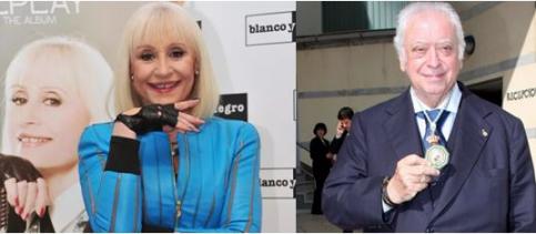 Mueren Raffaella Carrà y Tico Medina la artista italiana y el periodista que revolucionaron el corazón y la prensa