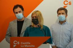 Ciudadanos C-LM incorpora a Rafael Pérez Borda como secretario de Organización