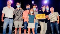 La banda Surflamingo se lleva el Concurso 'Ciudad de Guadalajara'
