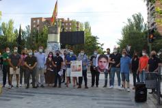 Emotivo homenaje de Nuevas Generaciones a Miguel Ángel Blanco