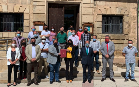 El Gobierno de Castilla-La Mancha introduce un modelo pionero de Ayuda a Domicilio en zonas rurales