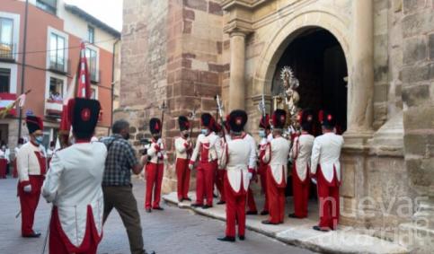 Molina de Aragón recupera su Día Grande con la Virgen del Carmen como protagonista