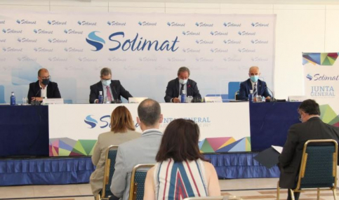 Solimat celebra su Junta General resaltando la labor realizada por sus trabajadores durante la pandemia