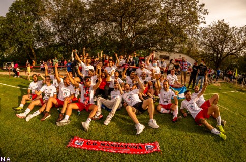 Mandayona, un club de amigos que jugará en Primera Autonómica