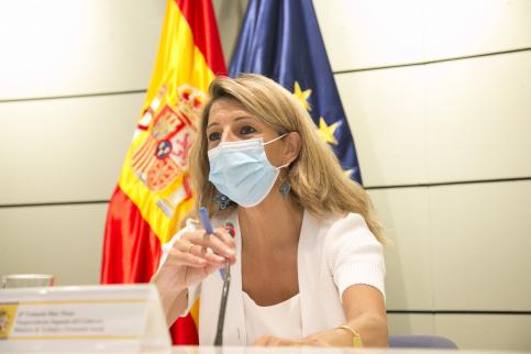 Trabajo y comunidades autónomas acuerdan los criterios de reparto de 687,7 M€ destinados a programas de empleo