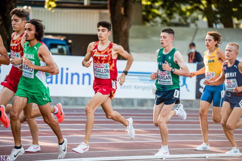 """Jaime Migallón """"satisfecho y orgulloso"""" por su debut con la selección española"""
