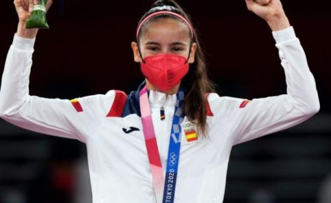 Page da la enhorabuena a Adriana Cerezo tras conquistar la plata en Tokio: