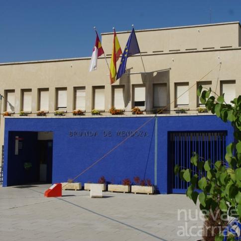 El Gobierno de Castilla-La Mancha acometerá obras de adecuación y mejora en el IES Brianda de Mendoza
