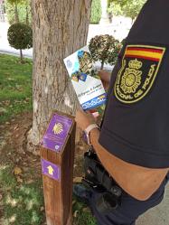 La Comisaría de Policía Nacional de Guadalajara ya es un centro oficial de sellado de la credencial de peregrino del Camino de Santiago