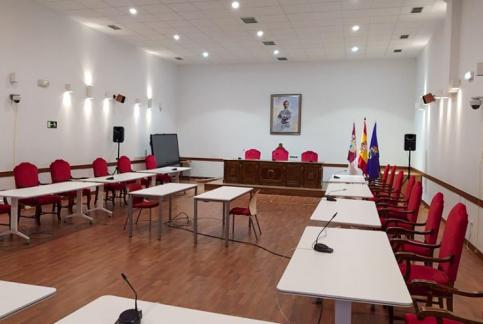 El Pleno del Ayuntamiento se traslada al centro social de Los Valles desde este viernes durante los próximos cinco meses