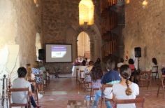 Brihuega escenario idílico para el inicio de la vuelta a la España Rural