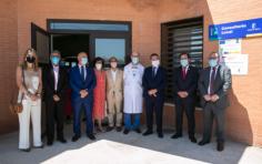 El Consultorio Local de El Pozo de Guadalajara cuenta con nuevas instalaciones para mejorar la atención a casi 2.000 vecinos