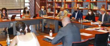 El Consejo de Salud de CLM aborda la Estrategia Regional Frente a la Despoblación en el ámbito sanitario