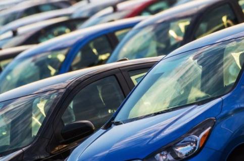 Las ventas de vehículos ha bajado un 30,77% en julio