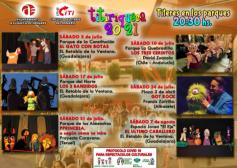 El festival Titiriqueca de Azuqueca se despide con 'El último caballero' en el Espacio Joven Europeo