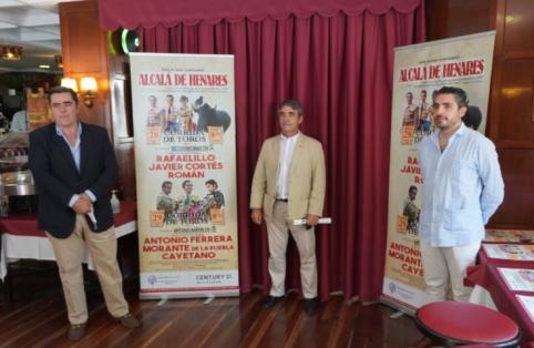 Morante de la Puebla y Cayetano estarán en la Feria de Alcalá