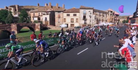 La Vuelta Ciclista llevó la provincia de Guadalajara a más de 190 países
