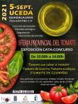 Uceda acogerá el 5 de septiembre la I Feria Provincial del Tomate