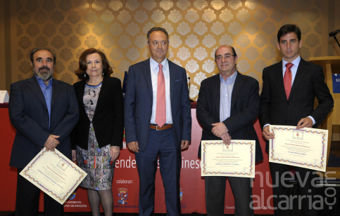La Asociación Tierra Molinesa entrega  sus Premios Emprendedores Molineses 2020 y 2021