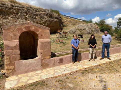 La Junta impulsa proyectos de conservación del patrimonio e inclusión digital en la comarca del Señorio