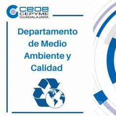 El departamento de medio ambiente de CEOE asesora a 114 empresas en el primer semestre del año