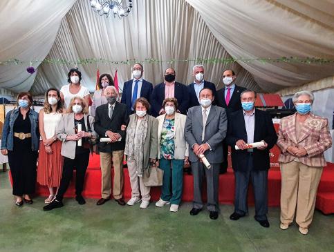 'Tierra Molinesa' entrega sus Premios Emprendedores Molineses 2020 y 2021