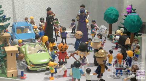 Así luce la exposición Las Ferias y Fiestas de Guadalajara a vista de Clicks