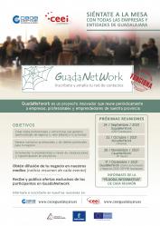 Guadanetwork programa cuatro nuevos encuentros para el último cuatrimestre