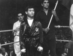 Muere el boxeador campeón de Europa, Manolo Calvo, natural de Loranca de Tajuña