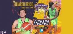 Eduardo Bricio, nuevo fichaje para el Lujisa Guadalajara