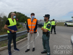 Las distracciones al volante causaron cinco de los 12 fallecimientos en accidente de tráfico contabilizados el año pasado en Guadalajara