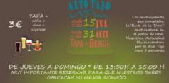 Bar El Boleo, de El Recuenco, ganador de la I Ruta de la Tapa del Alto Tajo