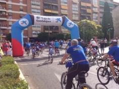 Guadalajara celebrará este domingo su tradicional Día de la Bicicleta con el patrocinio exclusivo de Caixabank
