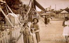 El antiguo Recinto Ferial del Parque de la Concordia