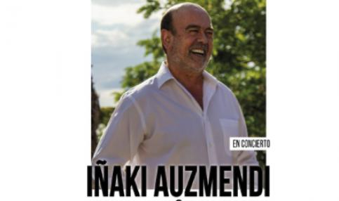 El cantautor Iñaki Auzmendi, este sábado en Sigüenza