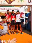 Sergio Tejero, segundo en la ultra maratón 100 Millas del Oso