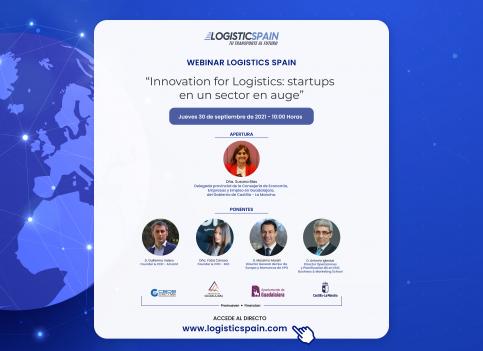Logistics Spain aborda la innovación, logística y transporte con el foro 'Innovation for Logistics: startups en un sector en auge'