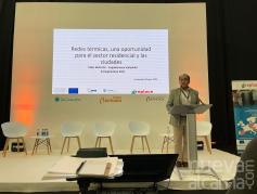 REBI comparte su experiencia en Redes de Calor en la Feria Internacional Expobiomasa 2021